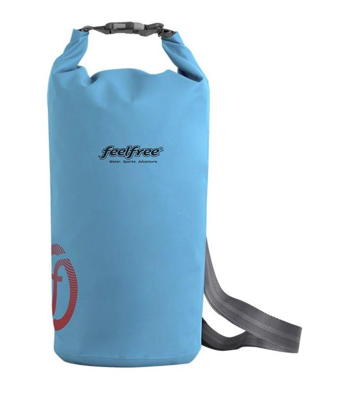 Feelfree Drytube 10 liter licht blauw