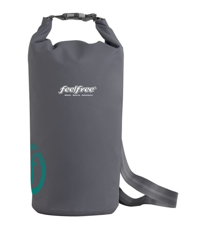 Feelfree Drytube 10 liter grijs