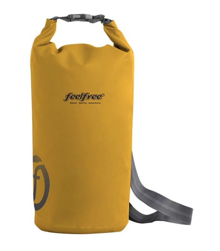 Feelfree Drytube 10 liter geel