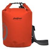 Feelfree Drytube 15 liter oranje