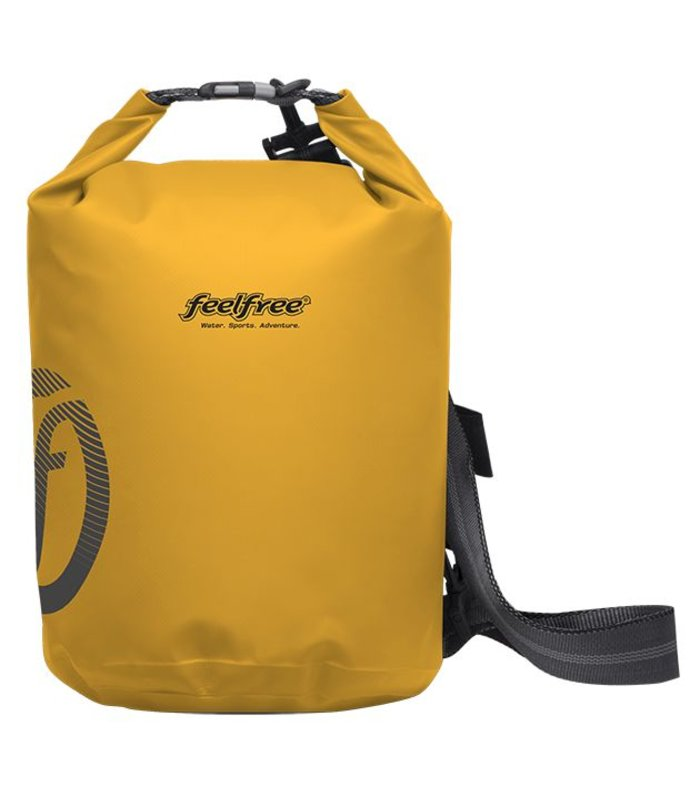 Feelfree Drytube 15 liter geel
