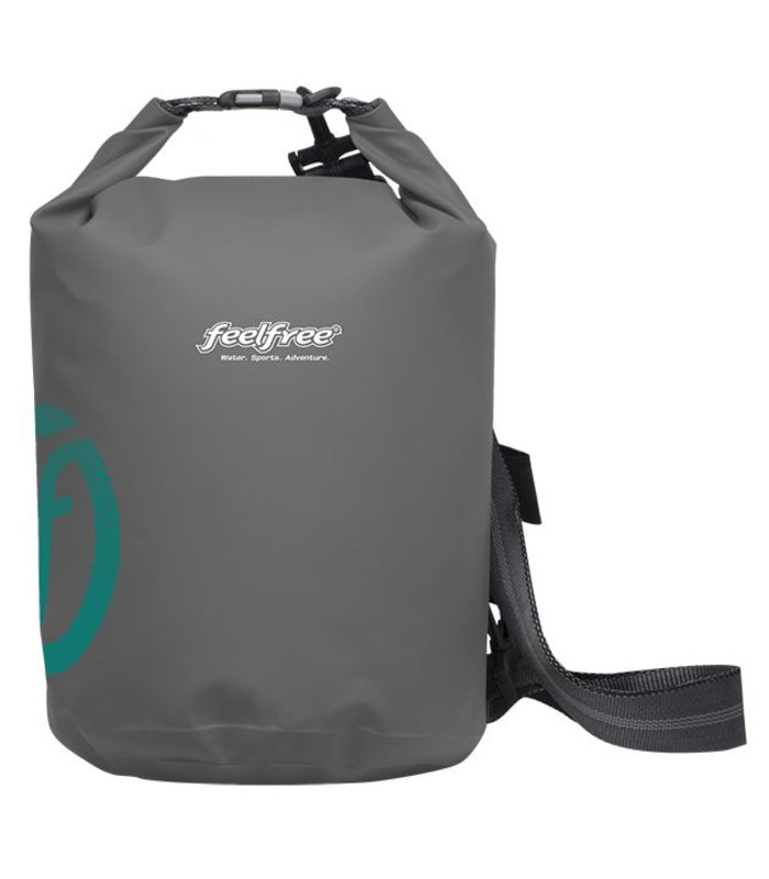 Feelfree Drytube 15 liter grijs