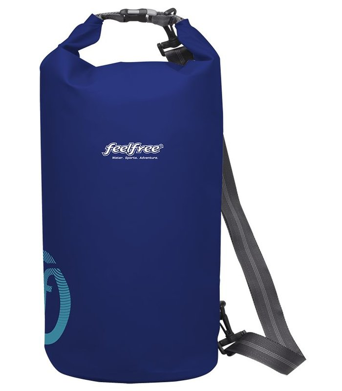 Feelfree Drytube 20 liter saffier