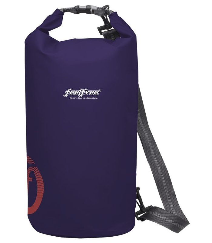 Feelfree Drytube 20 liter paars