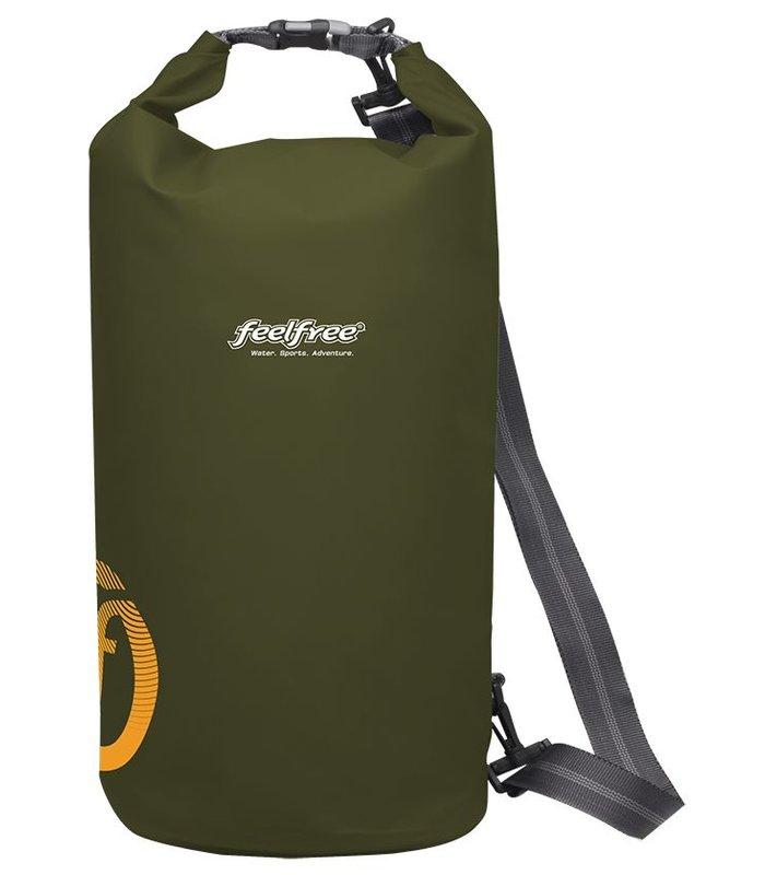 Feelfree Drytube 20 liter olijf