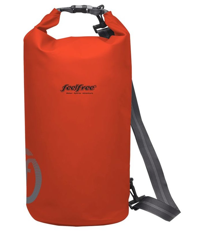 Feelfree Drytube 20 liter oranje