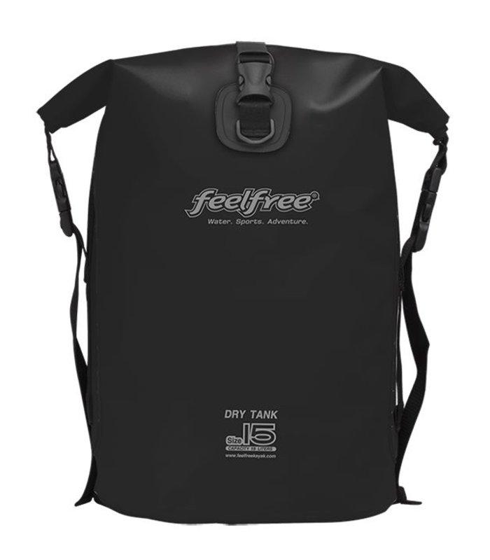 Feelfree Drytank 15 liter zwart