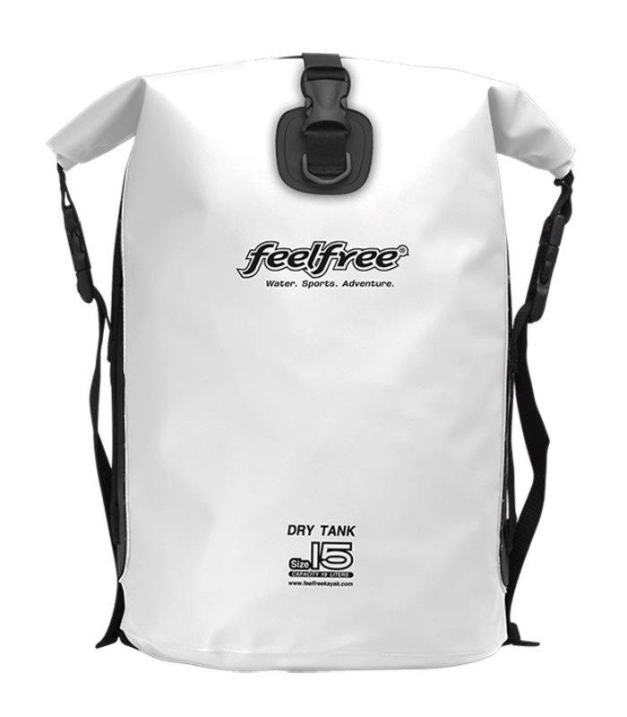 Feelfree Drytank 15 liter wit