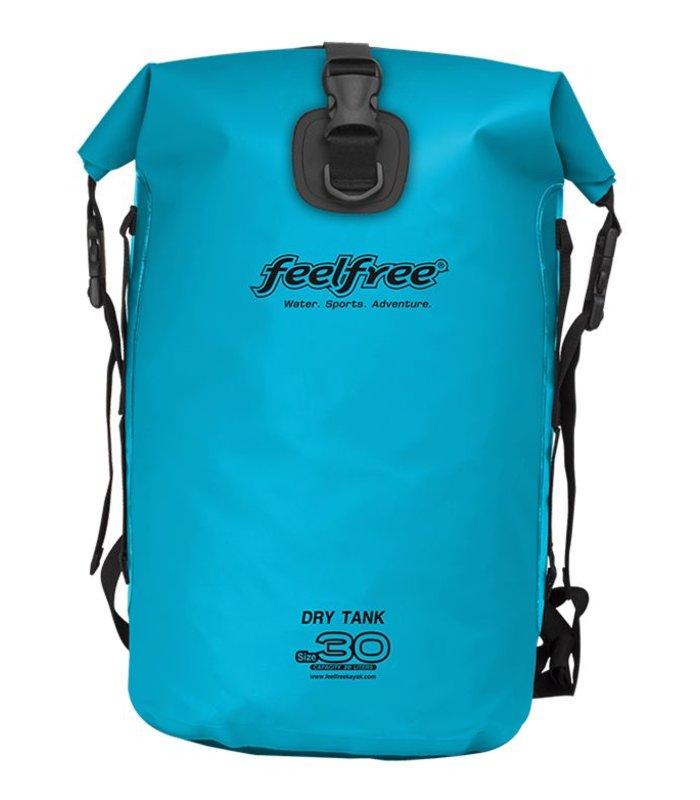 Feelfree Drytank 30 liter licht blauw