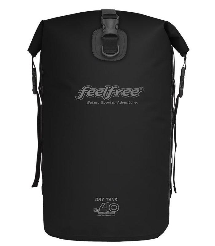 Feelfree Drytank 40 liter zwart