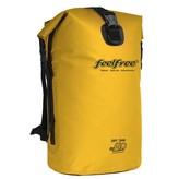 Feelfree Drytank 40 liter geel