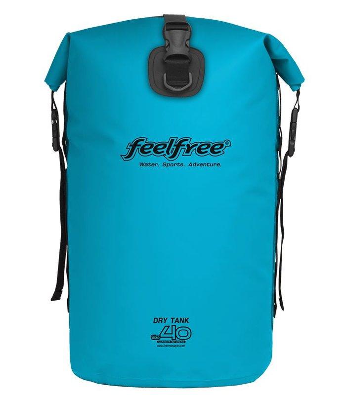 Feelfree Drytank 40 liter licht blauw