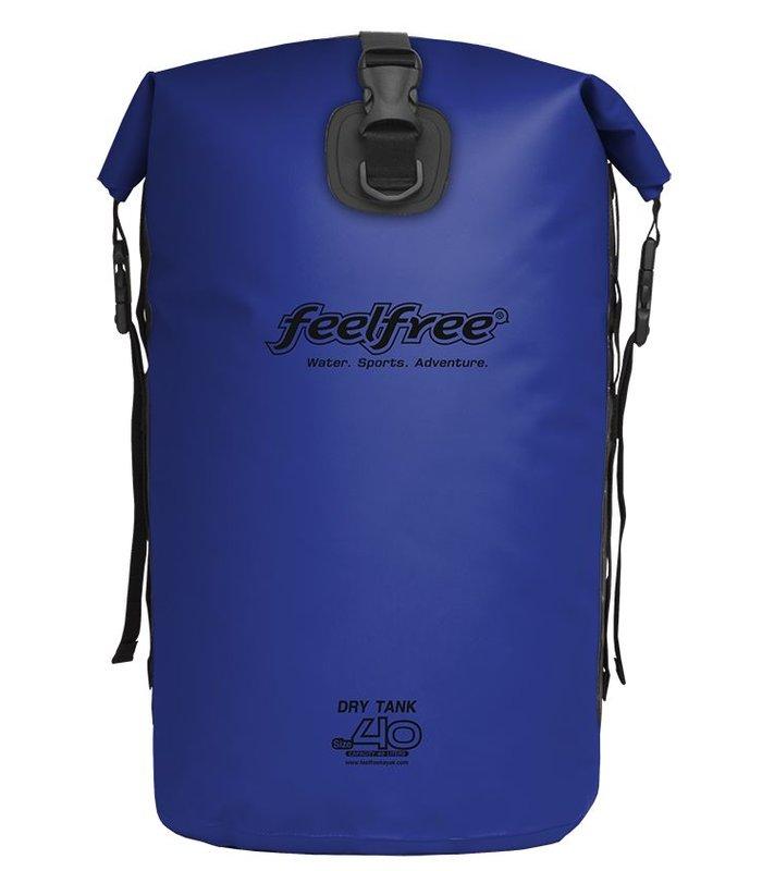 Feelfree Drytank 40 liter saffier