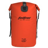 Feelfree Drytank 40 liter oranje