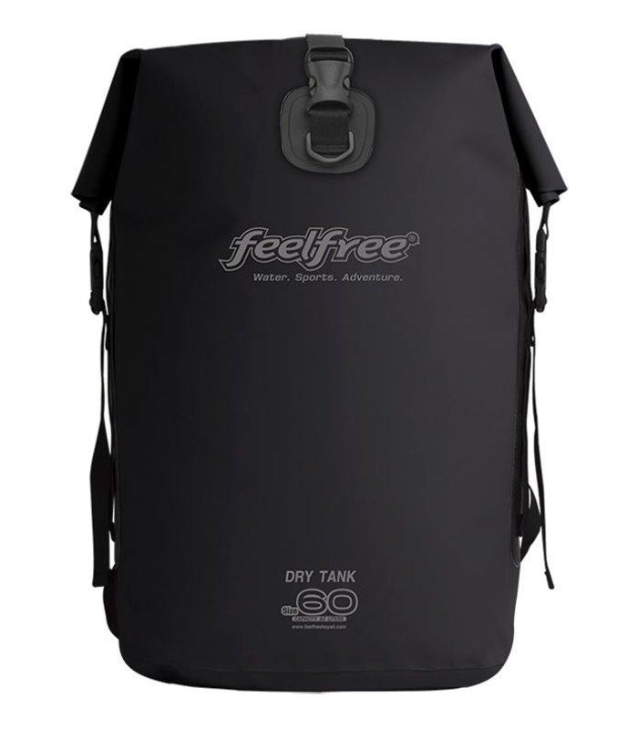 Feelfree Drytank 60 liter zwart