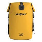 Feelfree Drytank 60 liter geel
