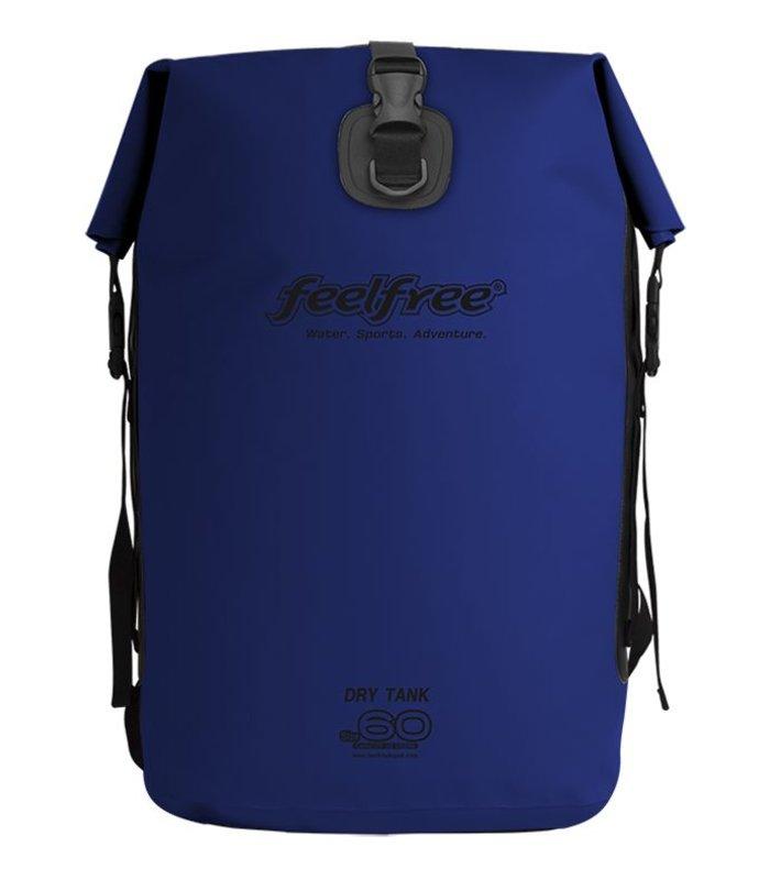 Feelfree Drytank 60 liter saffier