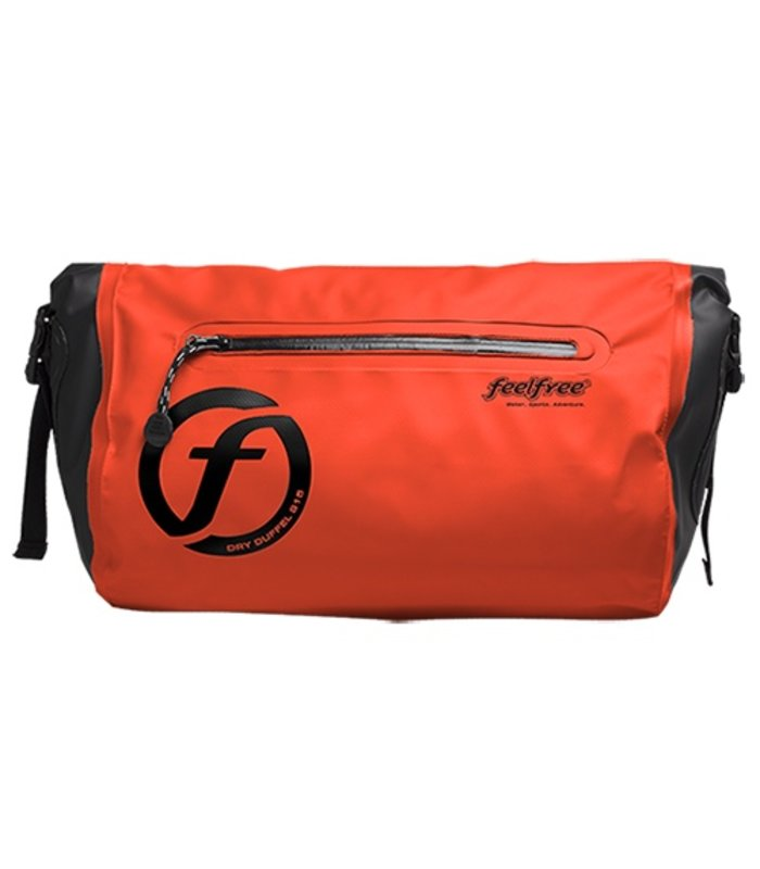Feelfree Dryduffel 15 liter oranje
