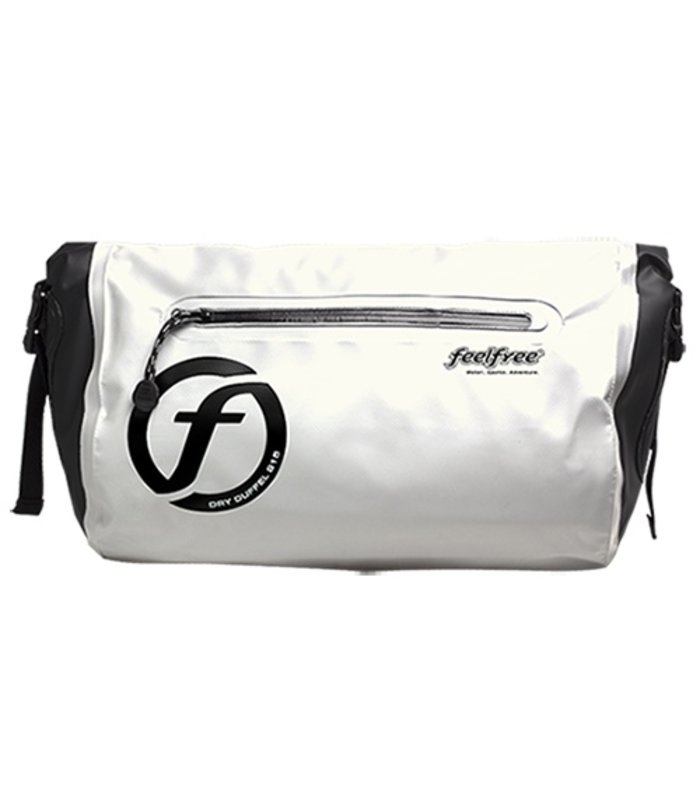 Feelfree Dryduffel 15 liter wit