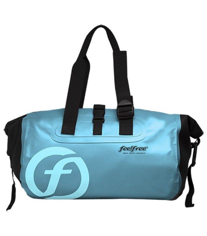 Feelfree Dryduffel 25 liter licht blauw