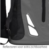 Feelfree Metro 15 liter zwart