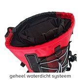 Feelfree Track 25 liter geel