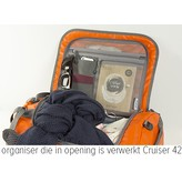 Feelfree Cruiser 42 liter oranje
