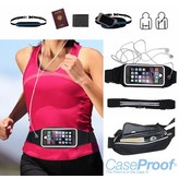 Caseproof Running Belt zonder venster
