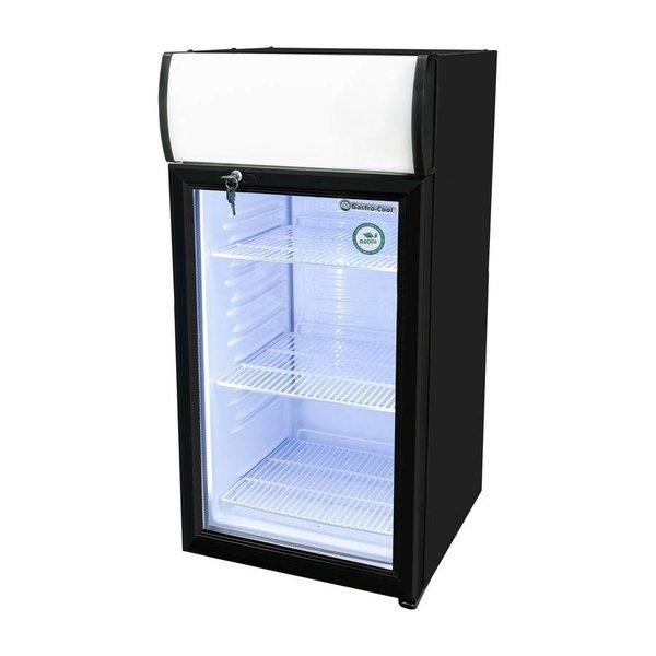 Gastro-Cool Displaykoeler - 80 Liter