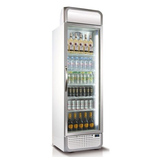 Husky Display Koelkast Glazen Deur - 485 Liter