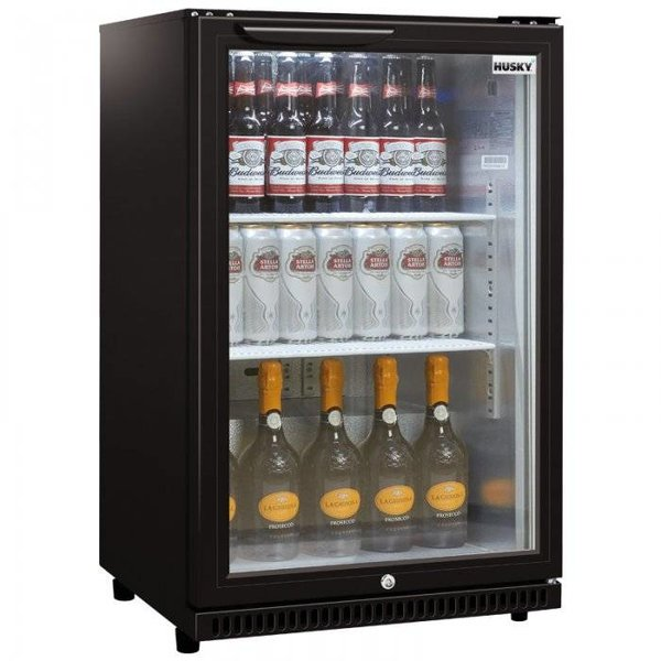Barkoelkast / Flessenkoeler / Displaykoeler met 1 deur