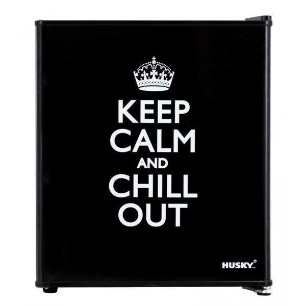 Husky Mini Koelkast - Keep Calm