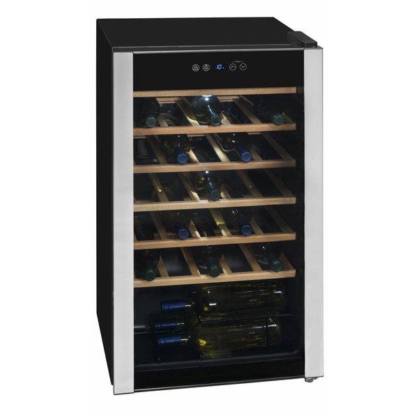 Exquisit Wijnkoeler 34 flessen
