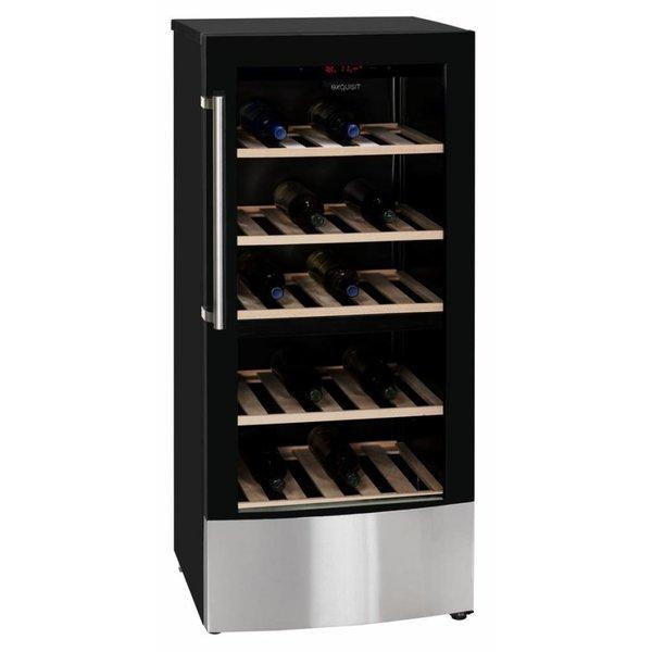Exquisit Wijnklimaatkast met 2 zones 59 flessen