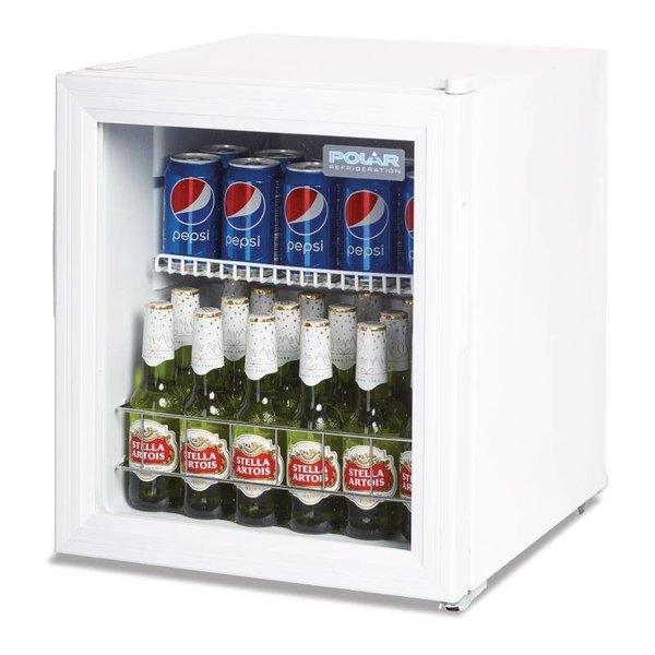 Polar Display Koeling Tafelmodel - 46 Liter