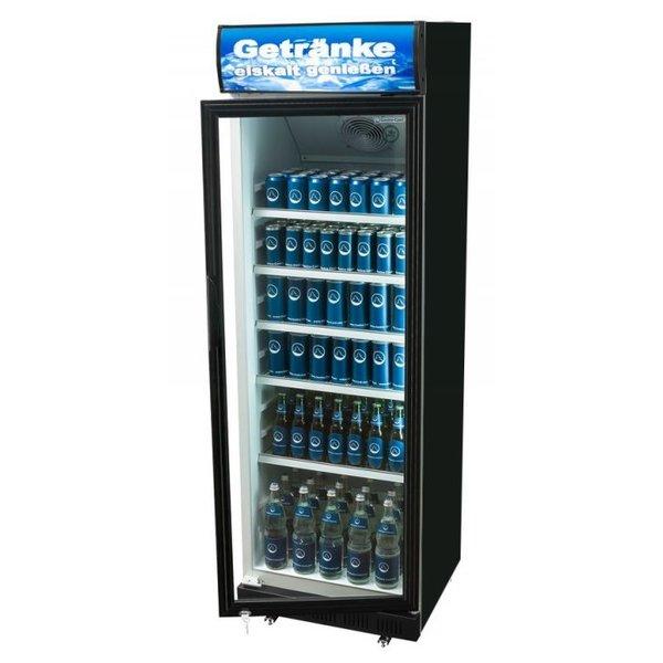 Displaykoeler - 400 Liter