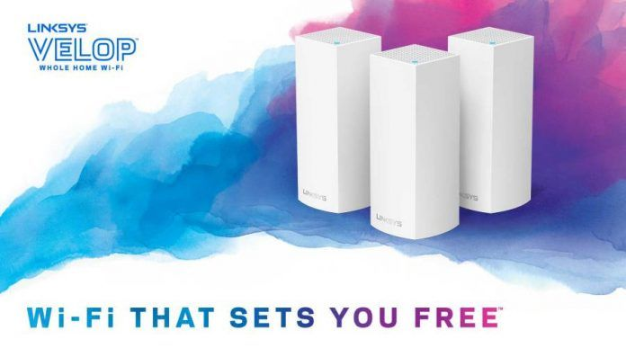 Linksys VELOP multiroom Wi-Fi mesh-systeem