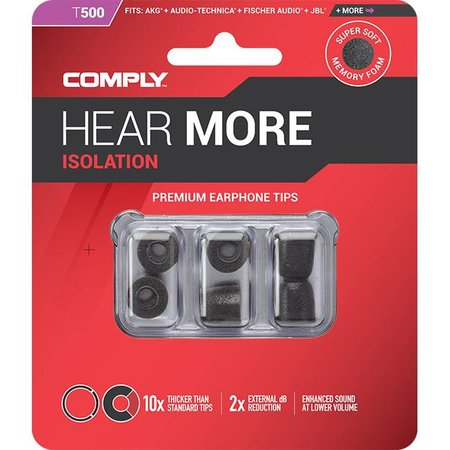 Comply Isolation T-Series