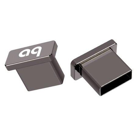 AudioQuest USB Noise-Stopper afdekkapjes (4 stuks)