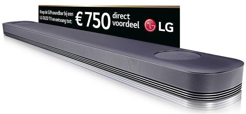 LG Promotie: Perfect beeld. Perfect geluid. Perfecte deal.