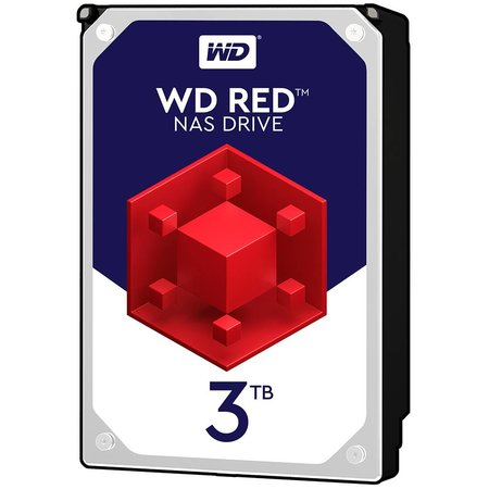 WD Red WD30EFRX 3 TB