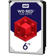 Red WD60EFRX 6 TB