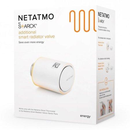 Netatmo Additionele Intelligente Radiatorkraan