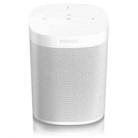Sonos One, The smart speaker for music lovers.