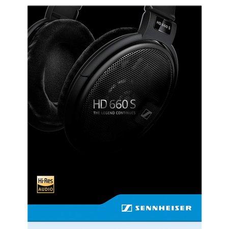 Sennheiser HD 660 S + Gratis StashHead