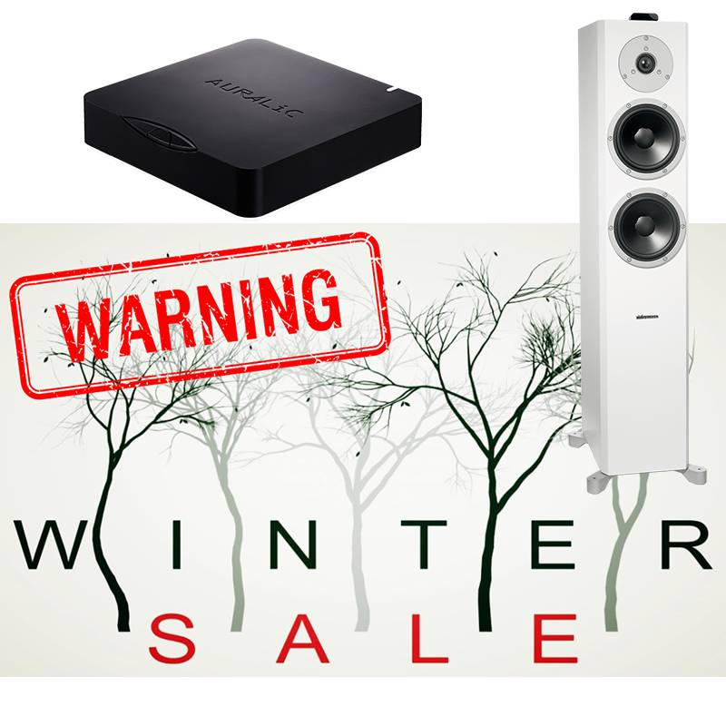 Dynaudio Winter Sale