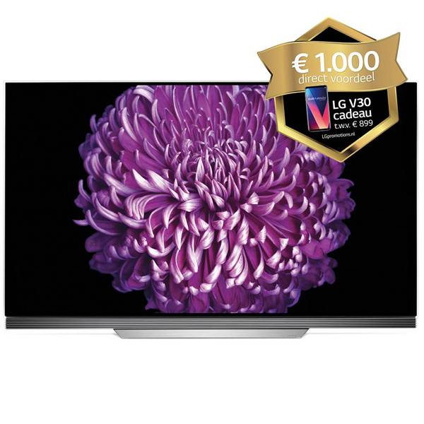 LG OLED TV Promotie