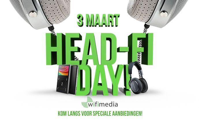 Personal audio en Head-Fi dag bij Wifimedia