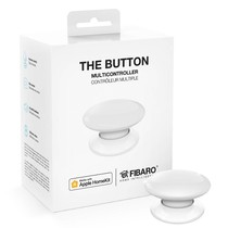 The Button works with Apple HomeKit