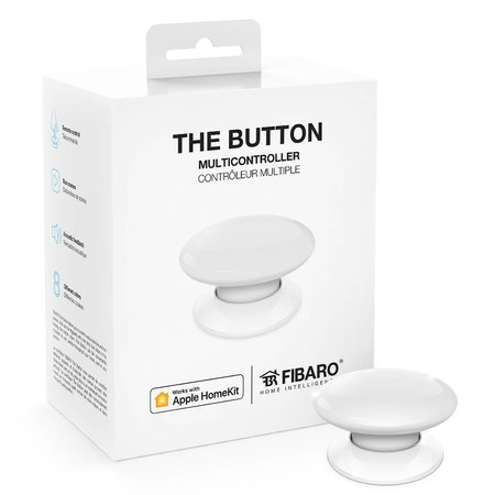 Fibaro The Button met Apple HomeKit